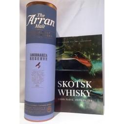 Arran, Lochranza Reserve og bogen, Skotsk Whisky, uden farve uden filter