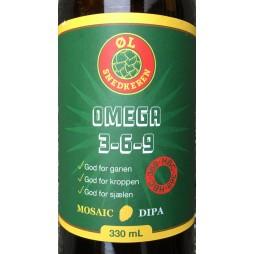 Ølsnedkeren, Omega 369, Imperial IPA