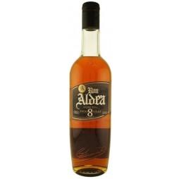 Ron Aldea, Extra Dark Rum, 8 års