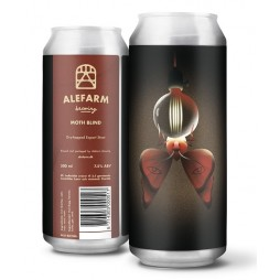 Alefarm Brewing, Moth Blind