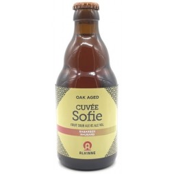 Brouwerij Alvinne, Cuvée Sofie Rabarber-Rhubarb