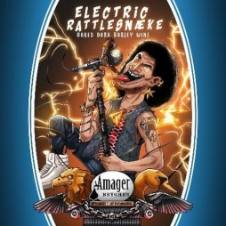 Amager Bryghus/Pipeworks Brewing, Electric Rattlesnæke