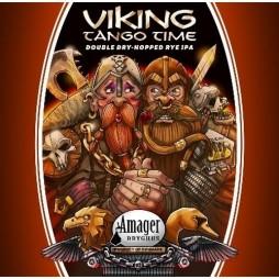 Amager Bryghus/KCBC, Viking Tango Time IPA-20