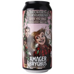 Amager Bryghus, Brewer's Playground - When You Smile