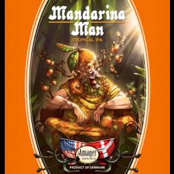 Amager Bryghus, Mandarina Man, Tropical IPA