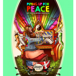 Amager Bryghus, Piping up for Peace, Session IPA