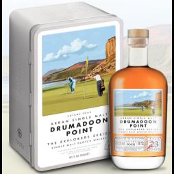 Arran, Drumadoon Point, vol 4. The Explores Series, Single Island Malt Whisky 23 års