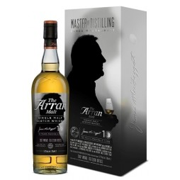 Arran, Master of Distilling, James MacTaggart, 10 års Single Malt Whisky-20