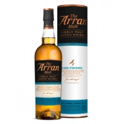 Arran, Marsala Cask Finish, Single Malt Whisky Island Malt-20