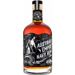 Austrian Empire, Navy Rum Reserve, 5 cl.