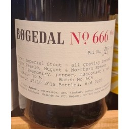 Bøgedal, No 666 Oak