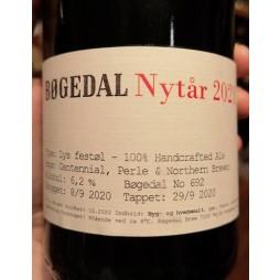 Bøgedal, Nytår 2021 No 692