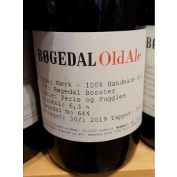 Bøgedal, Old Ale - No 644