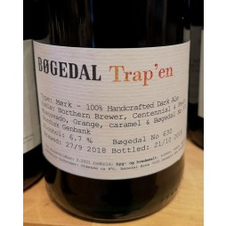 Bøgedal, Trap'en - No 630
