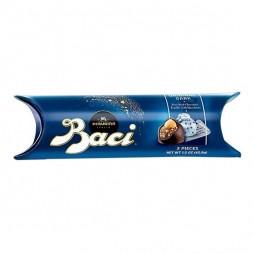 Baci, Chokoladetrøfler, rør med 3 stk. 42,9 g.