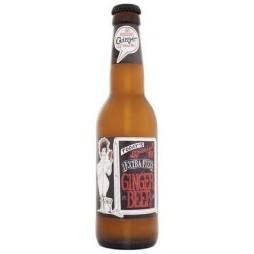 Barmacist Sodas, GingerBeer 20 cl. - Økologisk