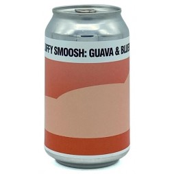 Black Cat Brewery, Fluffy Smoosh: Guava & Blueberry