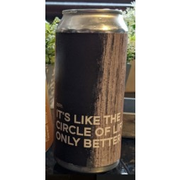 Boundary Brewing, It's Like the Circle of Life, Only Better