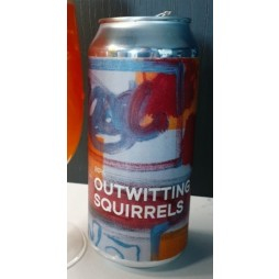 Boundary Brewing, Outwitting Squirrels