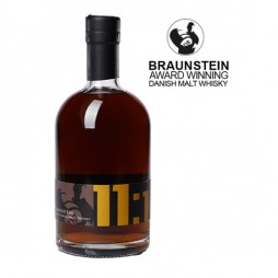 Braunstein, Dansk Single Malt Whisky, Library Collection 11:1