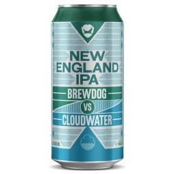 Brewdog, BrewDog VS Cloudwater: New England IPA