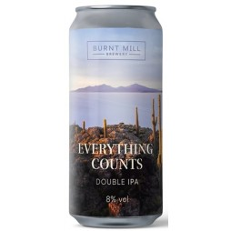 Burnt Mill Brewery, Everything Counts