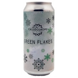 Caleidoskope Brewing Company, Green Flakes
