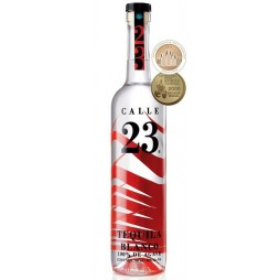 Calle 23, Tequila Blanco, 100% De Agave