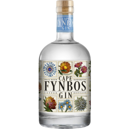Cape Fynbos Gin, i gaveæske