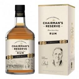 Chairman's, Reserve Legacy Rum