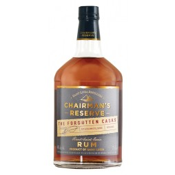 Chairman's Reserve The Forgotten Casks Rum