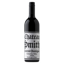 Charles Smith, Chateau Smith Cabernet Sauvignon 2013