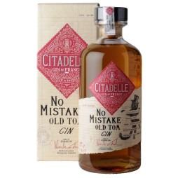 Citadelle, No Mistake Old Tom Gin