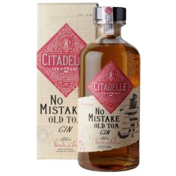 Citadelle, No Mistake Old Tom Gin