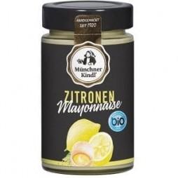 Økologisk Citron Mayo