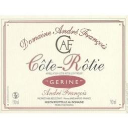 Cote Rotie, La Gerine, Domaine André Francois 2015