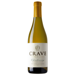 Crave Vineyards, Chardonnay, Monterey County 2013