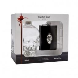Crystal Head Vodka, Giftpack med lommelærke