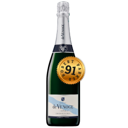 De Venoge Champagne, Cordon Blue, Brut Select