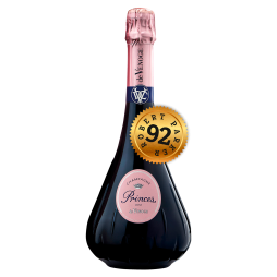 De Venoge, Princes Rosé Champagne
