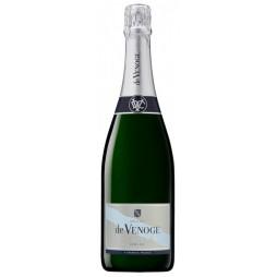 De Venoge Champagne, Cordon Blue, Demi-Sec