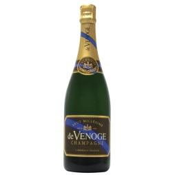 De Venoge Champagne, Cordon Bleu Brut, Millesime Vintage 2002
