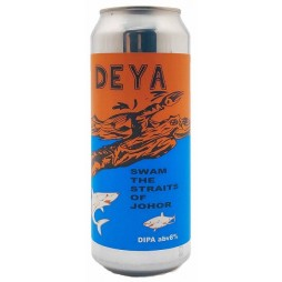 DEYA Brewing Company, Swam the Straits of Johor