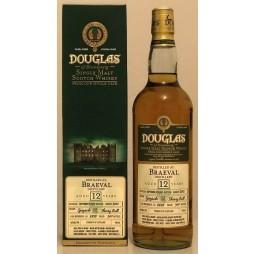 Douglas of Drumlanrig, Braeval 1999, 12 years 46%