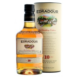 Edradour Highland single Malt Whisky, 10 års