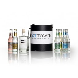 Gin og tonic, Tower Kit gaveæske-20