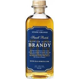 Elg, Stone Grange Brandy, Premium Danish Small Batch