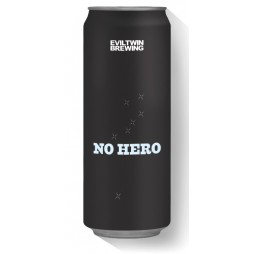 Evil Twin, No Hero, Oatmeal Stout