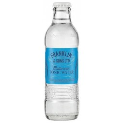 Franklin & Sons, Mallorcan Tonic Water, 20 cl.