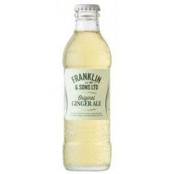Franklin & Sons, Original Ginger Ale 20 cl.